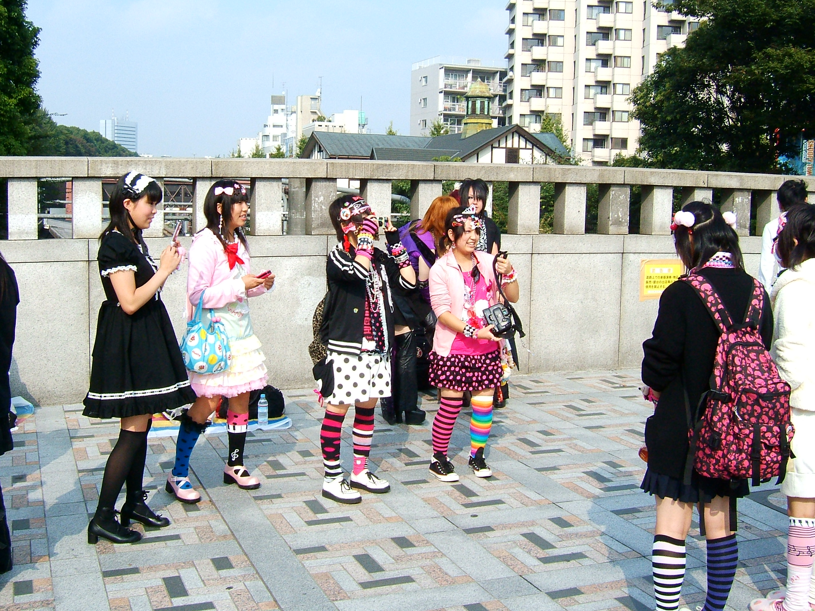 youth culture in japan Japanese youth culture is a style for the youth and teen the youth culture include japanese idol , visual kei , gothic lolita , nagoya kei and gyaru  the cultures such as japanese idol and visual kei began as youth culture in the japan.